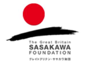 グレイトブリテン・ササカワ財団 ホームページ
